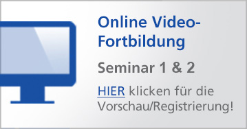GSAAM Online Video-Fortbildung Seminar 1